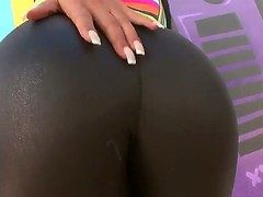 Thrilling dark brown Rose Monroe demonstrates outdoors her huge ass, that is created for hardcore drilling, is hot, constricted leggings. Playgirl takes her panties in the end!