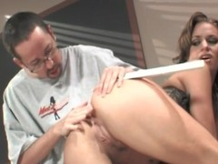 Fucked into ass Doxy Motor trainer