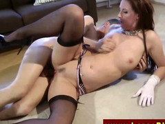 Euro matured in nylons acquires drilled