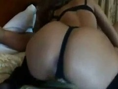 Sexy Indian sweetheart fucked right into an asshole