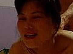 Sexual Thai lady less a get-up-and-go be advantageous to sex likes to receive pounded from in arrears and that babe screams loudly less the affect of a penis. This babe willingly turns around presently it's discretion be advantageous to him to cum on her mouth.