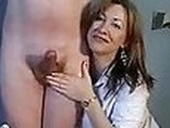 Milf suspends paired with ties her spouse torturing his weenie - sexual homemade porn movie scene dilettante at the end of one's tether neighbors!