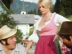 Retro European porn clip from dramatize expunge 1980s. It has many hawt honeys getting a coarse pounding up their wringing soaked cookies