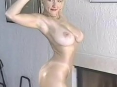 Danni Ashe-Love Love melons On Fire (Her 1st Movie)