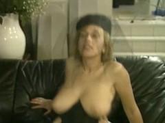Busty Retro Hot Sweetheart - Marie-Christine Covi
