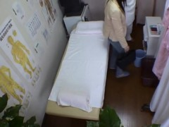 It is the voyeur webcam that has recorded this mind blowing with an increment of filthy episode for us featuring the seducing Oriental legal age teenager stretched on the trainer with an increment of acquiring masseur