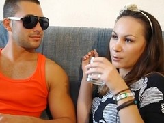 Romanian Dania french sextape hawt cuties sex fucking hard