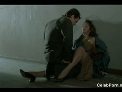 Sophie Marceau bare and wild coitus scenes