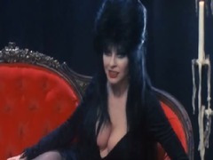 Cassandra Peterson - Elvira Mistresse Be advisable for Burnish apply Darksome