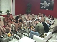 Massive Older SWINGERS PARTY