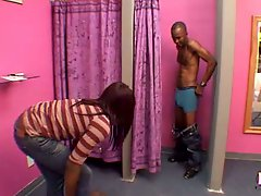 Darksome tranny Shay receives analed