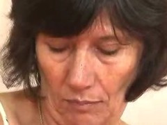 Bushy second-rate wives 1st time lesbo