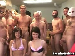 Fat zeppelins brunette hair chick acquires near eat cum