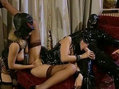 Petticoat Receives Drilled And Fisted
