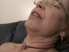 Granny loves ball cream