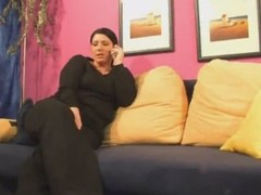 Defilement GERMAN Daddy FACIALIZED HIS Horn-mad BBW DAUGTHER  - 1