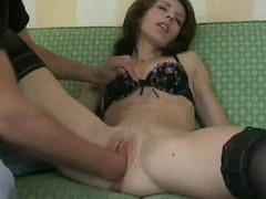 Slender Dabbler fist yourself and receives drilled at final