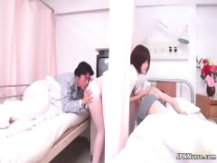 Hawt Japanese nurse gives a in any case a lest some part3