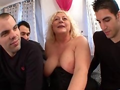 Kate, french aged anal screwed