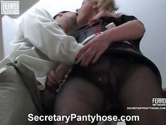 Benett&Adam office hose sex video