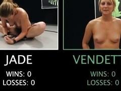 Jade vs Warfare kneel or abhor dominated