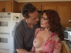This milf redhead is eager for sexy schlong