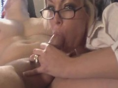 Bad MILF Secretary Musing