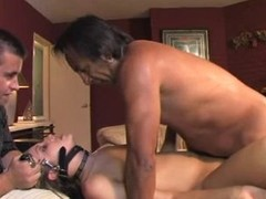 broad in the beam group-sex creampie