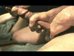 Four HD Cumshots from sexpuppy1